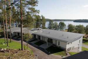 Hotelli esteetön Lahti Hopeapaju