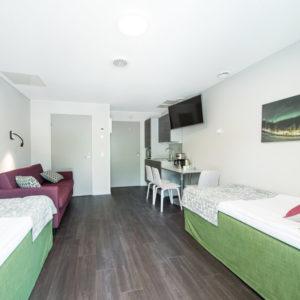 hotelli Puistopaju 2019